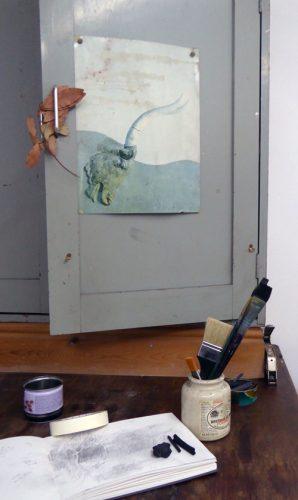Bridget's Studio